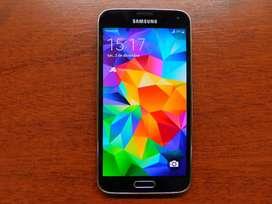 Samsung S5 Liberado + Batería gratis.
