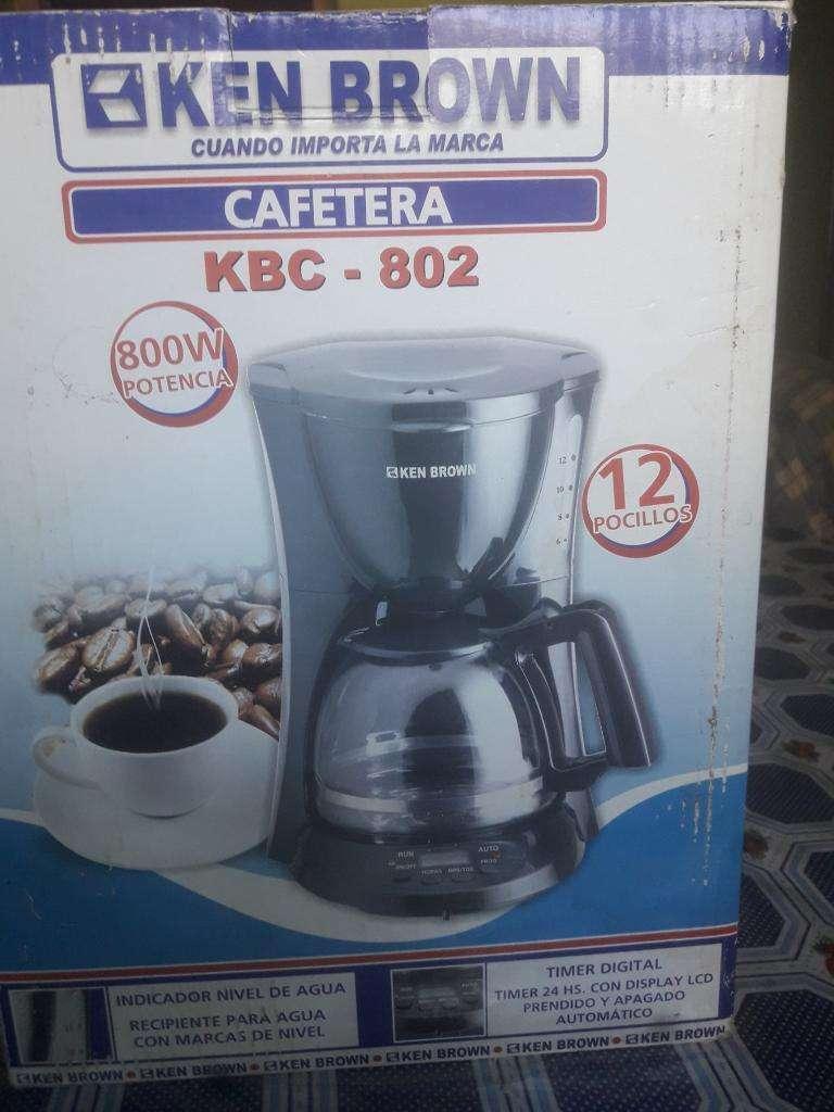 Cafetera Electrica 0