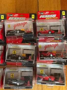 Colleccion Ferrari Race & Play