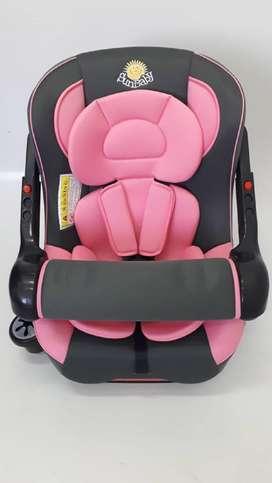 silla para carro bebe auto de 0 a 5 años niño niña