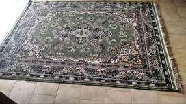 alfombra tipo persa