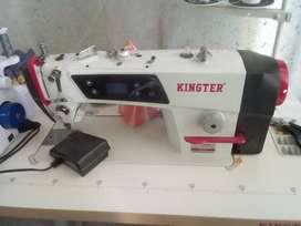 Máquina de coser kinston y filtradora hogar