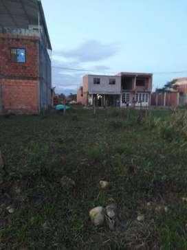 Vendo o cambio lote con escrituras en Villavicencio