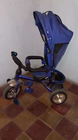 Triciclo Azul niño