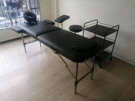 muebles para estudio de tatuajes