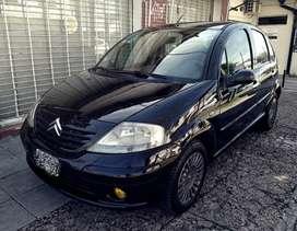 Excelente Citroen C3 exclusive nafta 2007 VENDO-PERMUTO