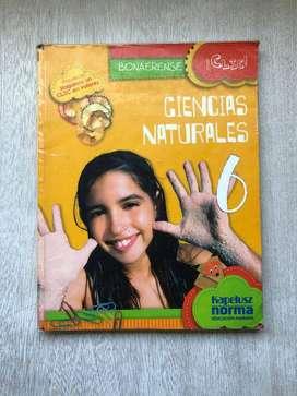 Ciencias Naturales 6 Kapelusz