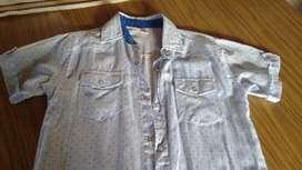 Vendo camisa T8
