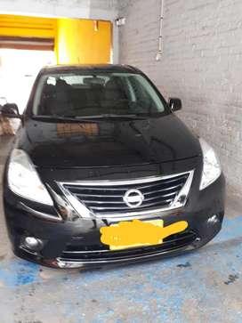 Nissan Versa Advance Modelo 2013