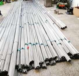 Tubbing - 3/8 - 6.05 mts cada tubo , Tuberia de proceso . pulido