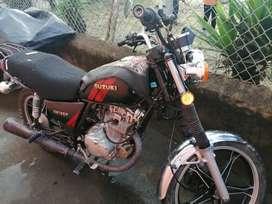 Vendo Moto GN 125