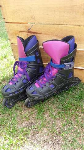 PATINES ROLLER MUJER