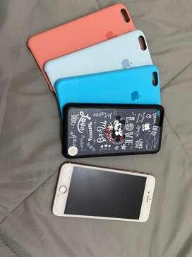 Vendo iphone 6s plus de 64 gb, 90/100