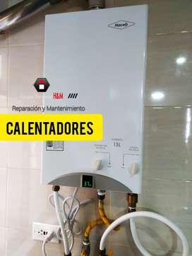 Técnico Calentadores Madrid Cundinamarca / Mantenimiento de Calentadores / Reparador de Calentadores a Gas Madrid