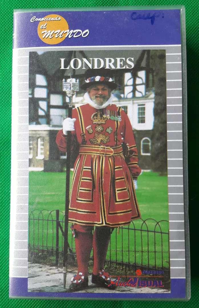 PELICULA VHS LONDRES conociendo el mundo