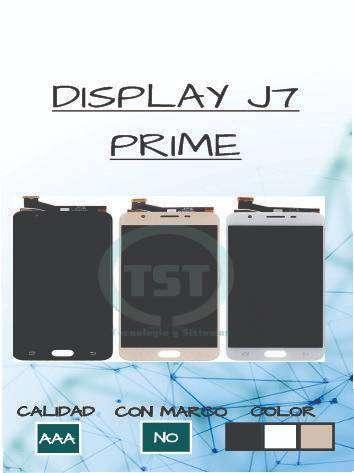 Display J7 Prime Marca Samsung