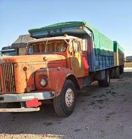 Vendo equipo camion y acoplado
