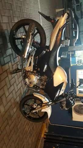 Oportunidad! Vendo Yamaha IBR 125 hermosa!