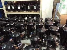 Motor Compresor Scroll 2hp- 3hp- 4hp- y  5 hp -  importados con Garantía y facturados