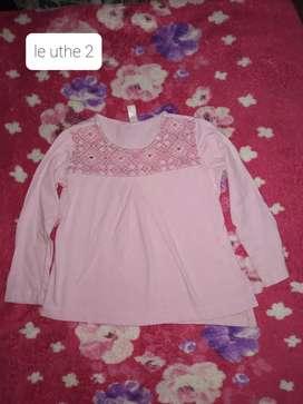 Varias ropas para nena