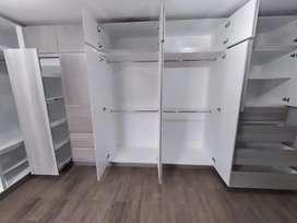 Muebles para el hogar cocinas integrales closet empotrados puertas centro de entretenimiento en melamina RH