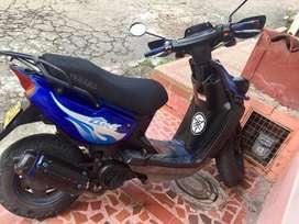 Moto Bws Como Nueva