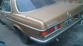 MERCEDES BENZ 220 CE CUPE