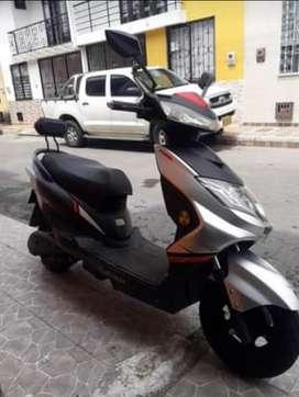Moto electrica auteco