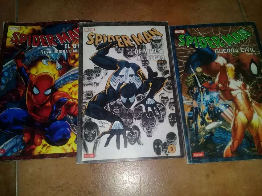 Comic spiderman 0