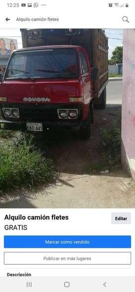 Camion Toyota Dyna 4 toneladas
