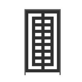 Puerta de metal - Diseños Modernos