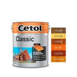 CETOL CLASSIC BRILLANTE x 4 Lts