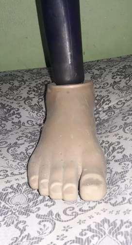 Vendo pierna ortopedica