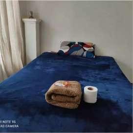 Habitación en renta, tipo Airbnb por noches.