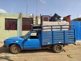 camioneta nissan datsun