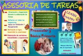 Asesoria de Tareas Learn Happy!