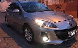 Mazda 3 Año 2013 Japones