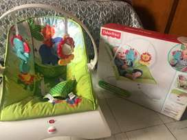 Silla mesedora fisher price