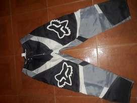 Vendo conjunto Fox cross