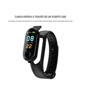 Reloj Pulsera Manilla Smartwatch Deporti