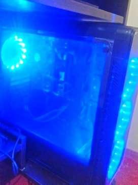 Remato computadora i5 4ta generación gamer