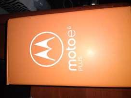 Motorola E6 plus de 32gb y 2gb y de 64gb y 4gb de ram