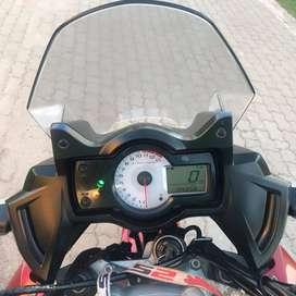 Kawasaki Versys 650 2011