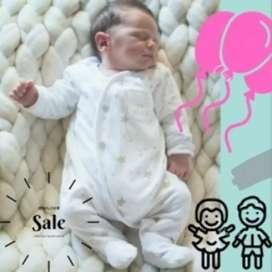 Manta lana de bebe tejida lana vello diseño nordico