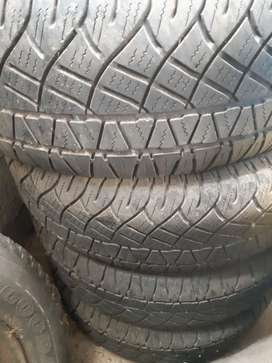 Cubiertas Michelin Latitude 255/65 R 17