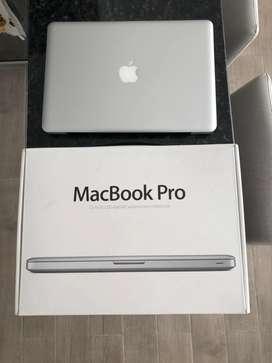 Macbook Pro 13 2012 (16gb Ram-500gb SSD)