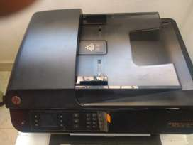 Impresora HP cambiar cartuchos multifuncional