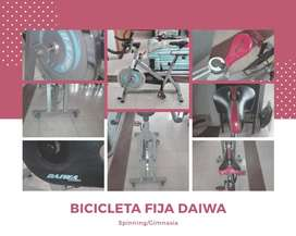 Bicicleta Fija SPINNING/GIMNASIA DAIWA