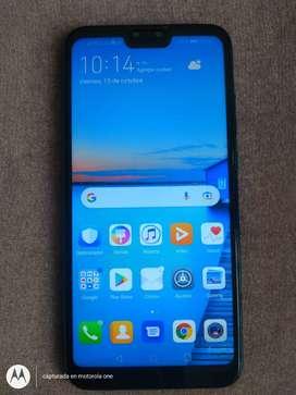 Huawei Y9 2019 en excelentes condiciones