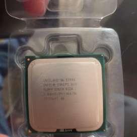 Procesador Intel E7400 (Negociable)